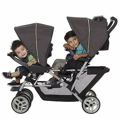 Graco DuoGlider Double | Lightweight Seating-