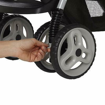Graco Double Stroller | Stroller Seating-