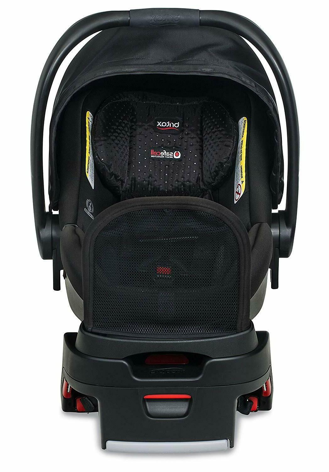 Britax Infant Seat Midnight ARB