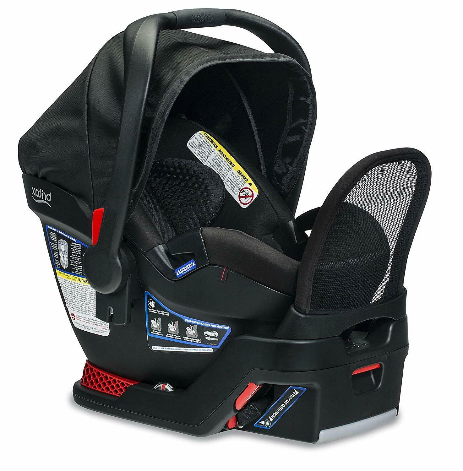 Britax Infant Seat in With ARB