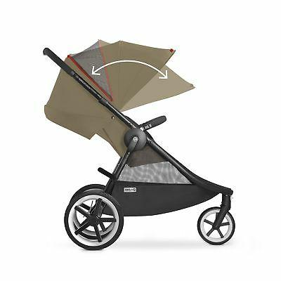 CYBEX M3 Baby Stroller, Hot and Spicy