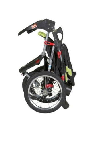 Baby Trend Travel System Electric Lime