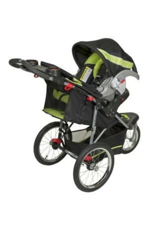 Baby Trend Travel System Lime
