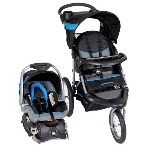 Baby Trend Expedition Jogger Travel System, Blue
