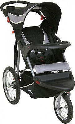 Baby Trend Expedition Jogging Stroller, Phantom Toddler Infa