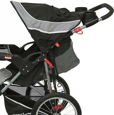 Baby Trend Expedition Stroller, Infant Outdoor Travel
