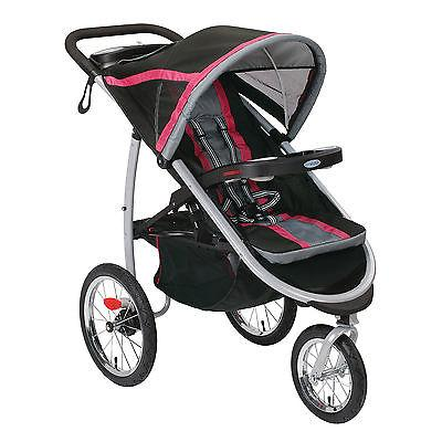 Graco Action Connect Jogger Stroller