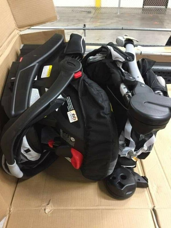 Graco Travel System Pierce