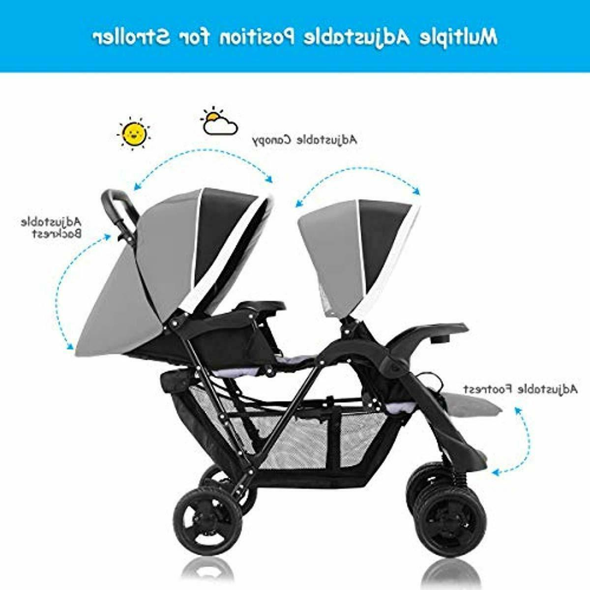 Costzon Baby Infant Pushchair Jogger