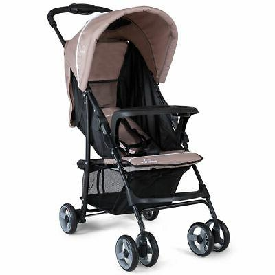 Foldable Baby Kids Travel Pushchair Safety