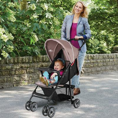 Foldable Kids Pushchair Safety
