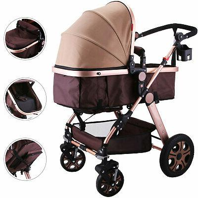 foldable stroller buggy pram pushchair