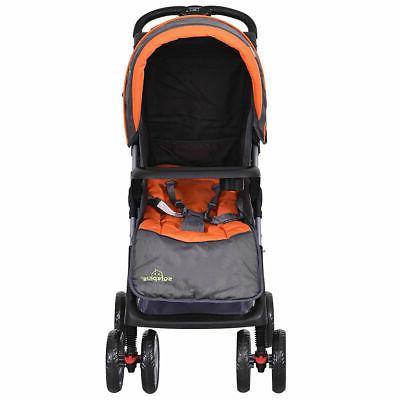 Foldable Kids Pushchair Child