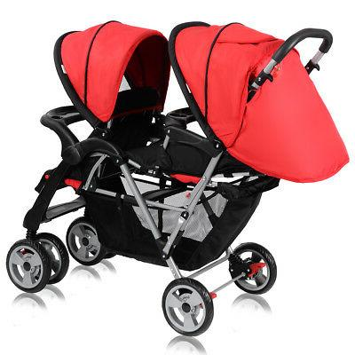 Stroller Travel Infant Red