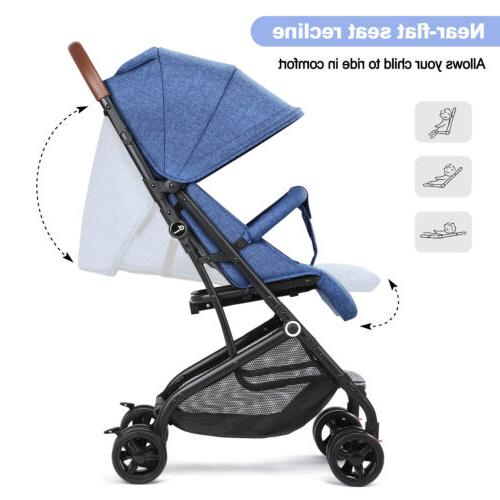 Baby Lightweight Foldable Cynebaby Strollers for