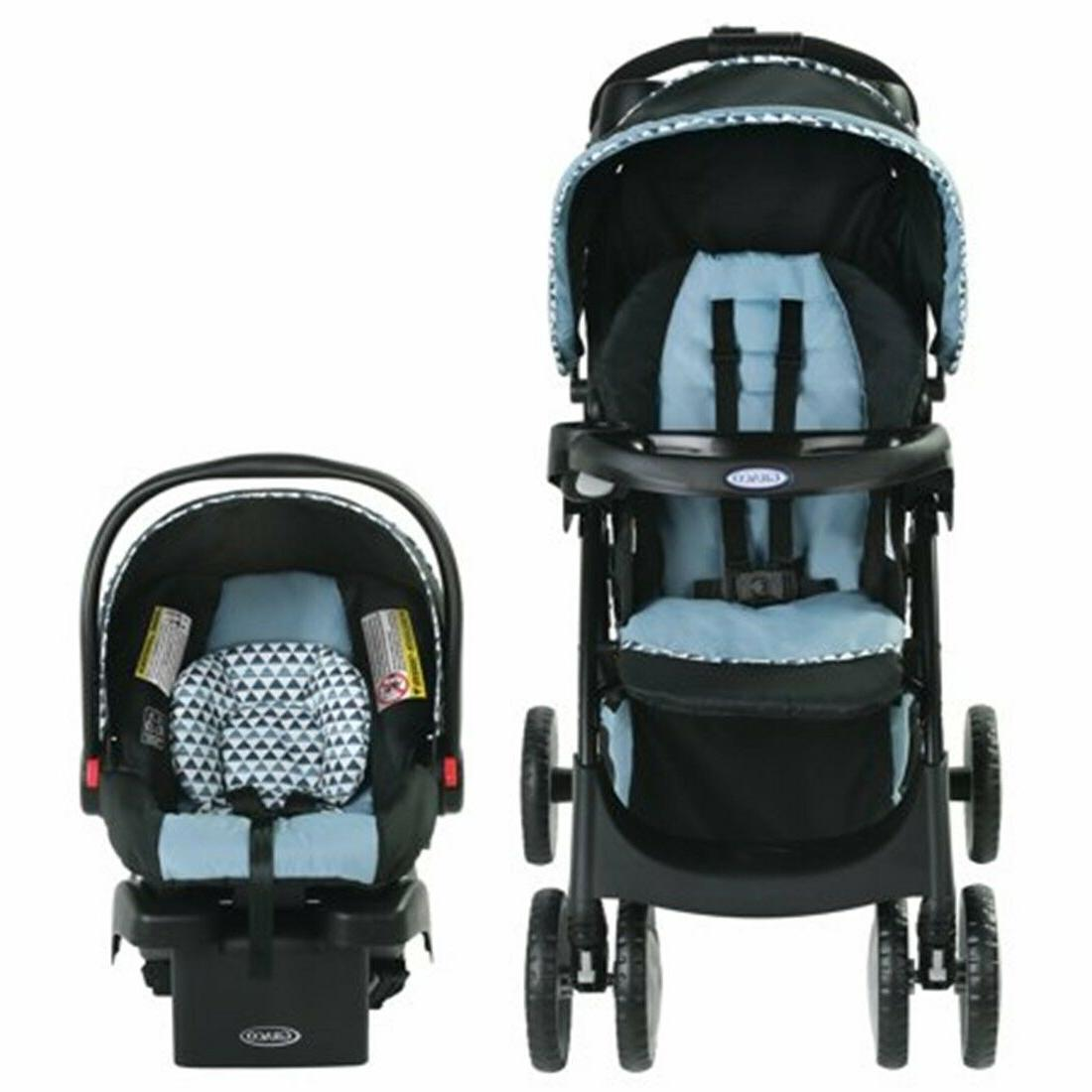 Graco Baby Stroller with Car Seat Evenflo Playard