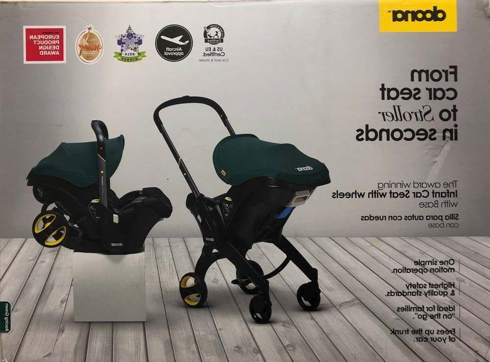 infant baby car seat travel stroller racing