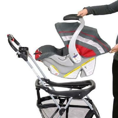 Infant Car Seat Carrier Stroller Single Baby Carriage