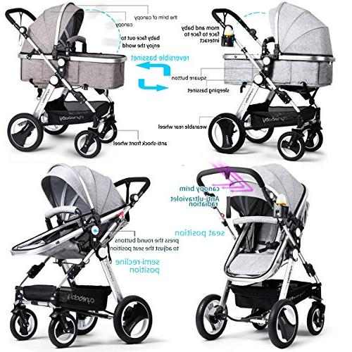 Infant Carriage - Cynebaby Pram Stroller Tray