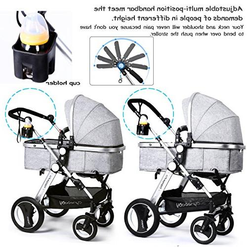 Infant Carriage Pram Strollers Single add Stroller Tray