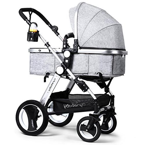 Infant Carriage - Cynebaby Pram Strollers Single add Cup