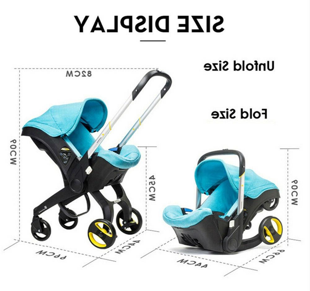 Infant Safety Carriage Combo