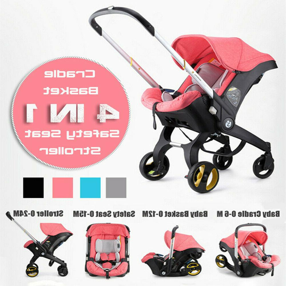 infant baby stroller 4in1 safety seat carriage