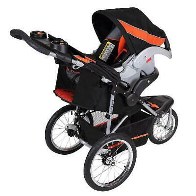 Jogging Stroller with Seat Combo Baby Infant Cart