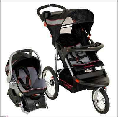 Lightweight Travel System Seat Combo Safe Strollers