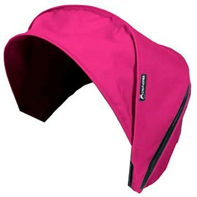 letour sun canopy fabric only in pink