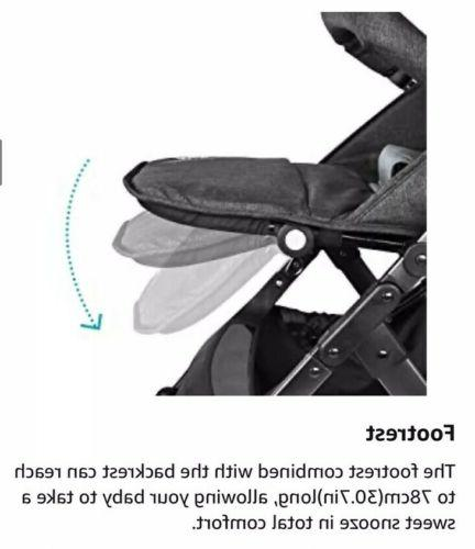 besrey Travel Pushchair Compact,