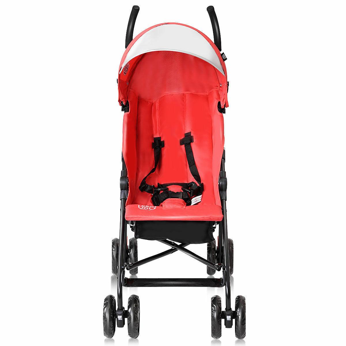 Lightweight Umbrella Baby Stroller Toddler Travel Storage