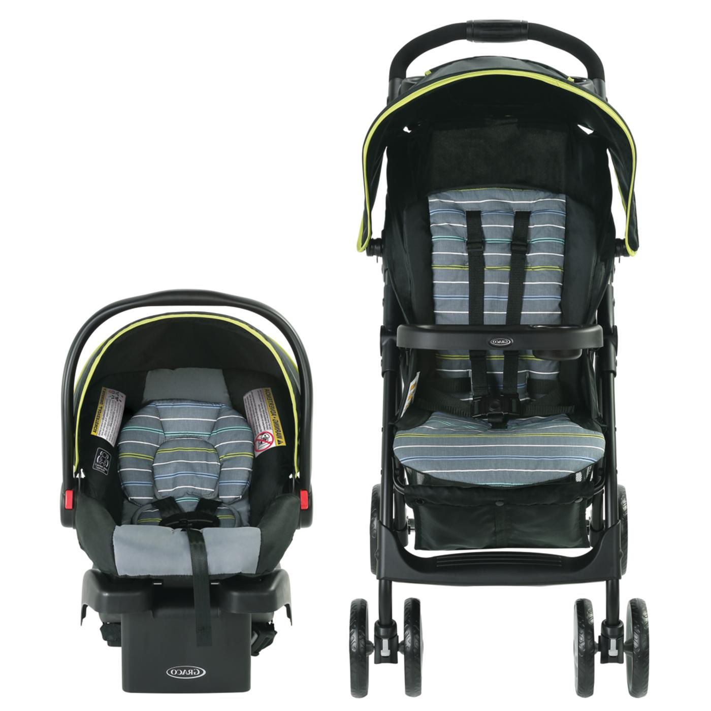 Graco LiteRider Travel System Seat And