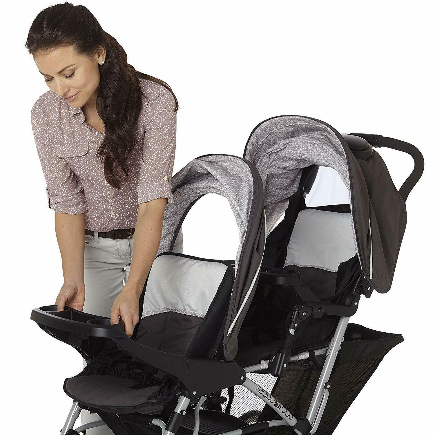Graco Double Stroller with Tandem Seating