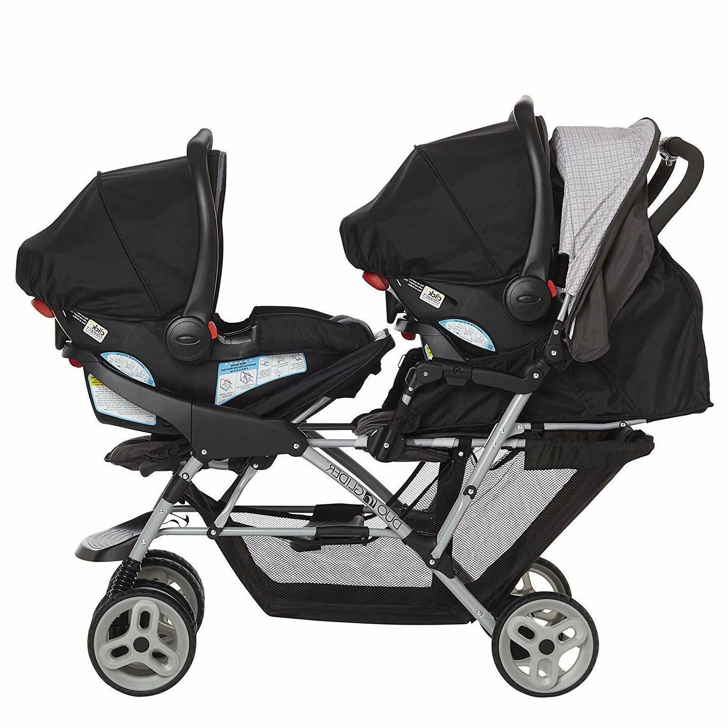 Graco Double with Tandem