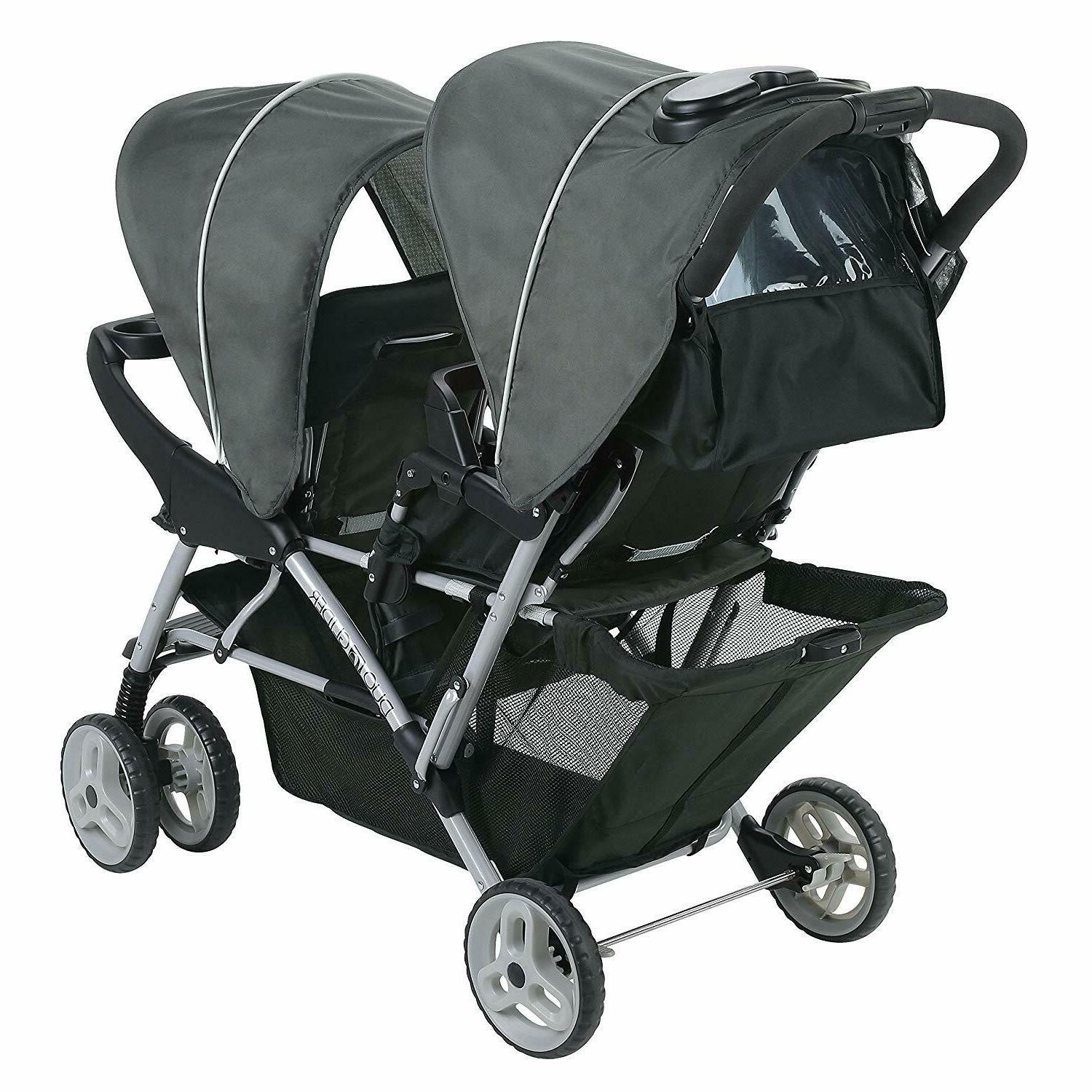 Graco Baby Infant Double with Seating