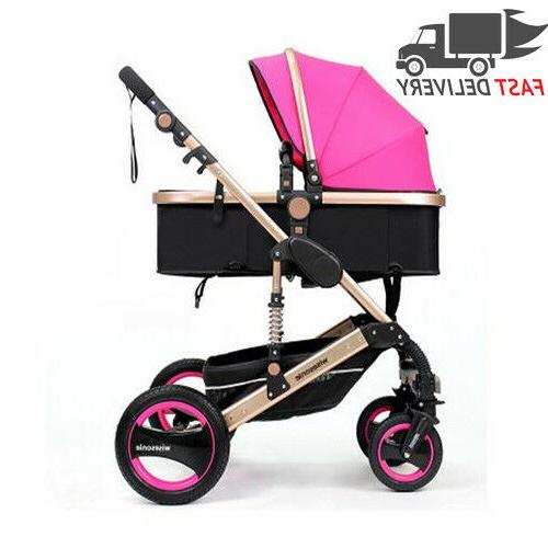 Luxury Baby in 1 Seat View Folding
