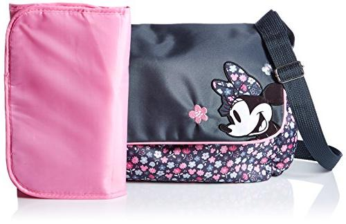 Disney Minnie Floral Print,