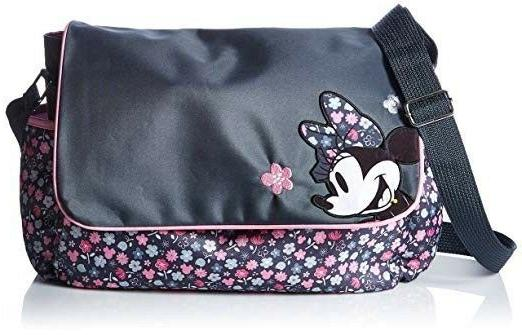 minnie mouse diaper bag with flap ditsy