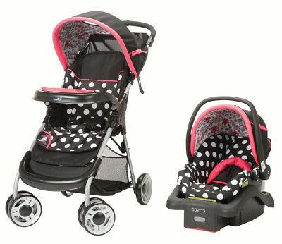 baby stroller n car seat combo infant