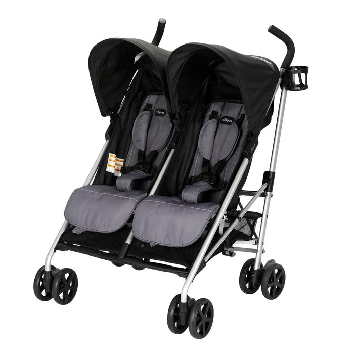Minno Stroller, Lightweight Canopy and