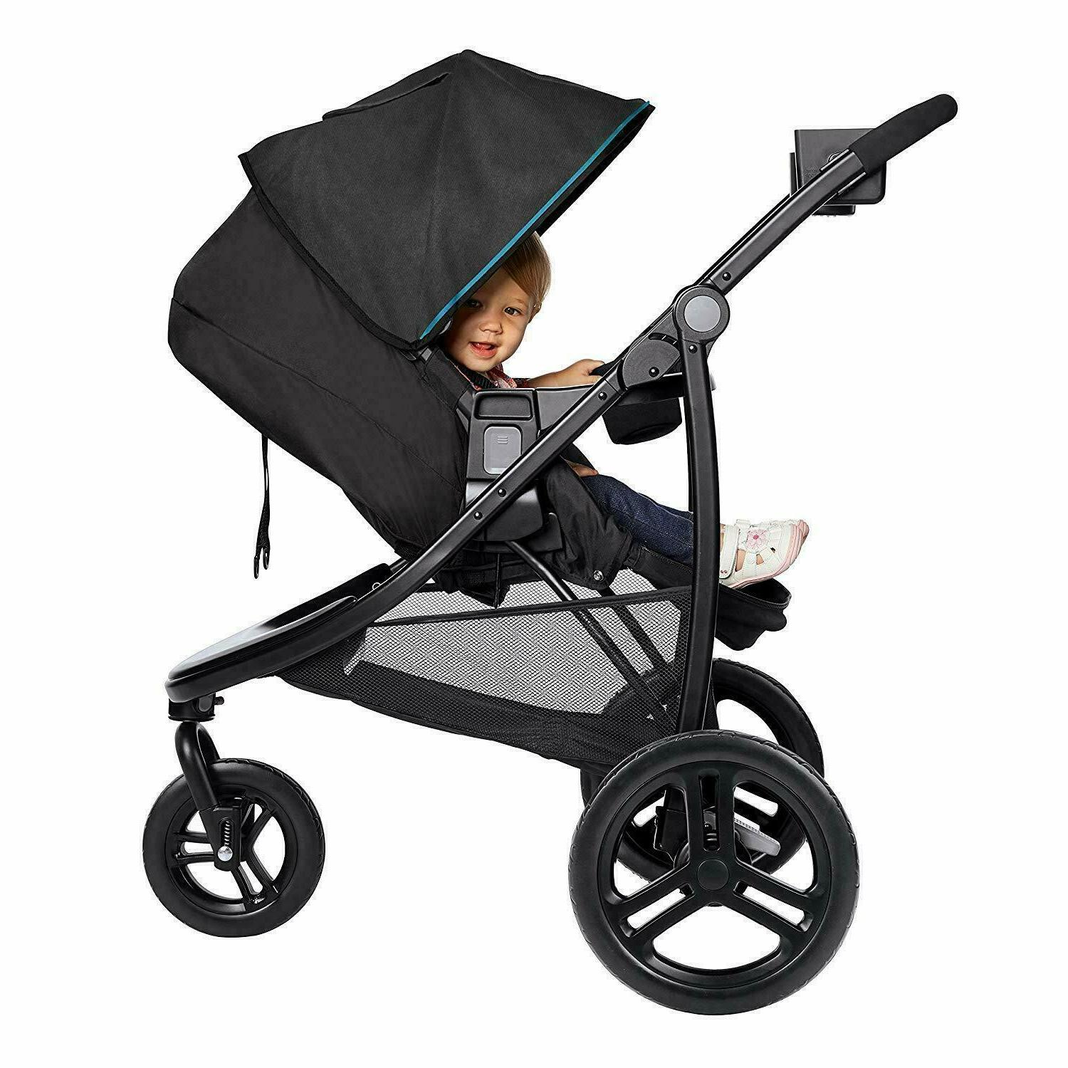 Graco LX System in Sapphire
