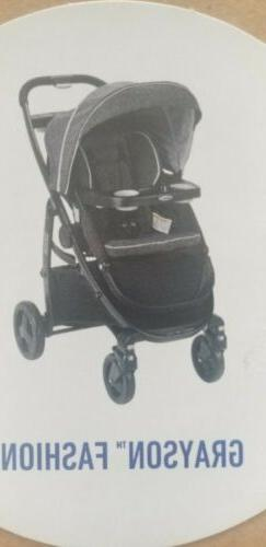 Graco Modes Click Connect Gotham Standard Stroller
