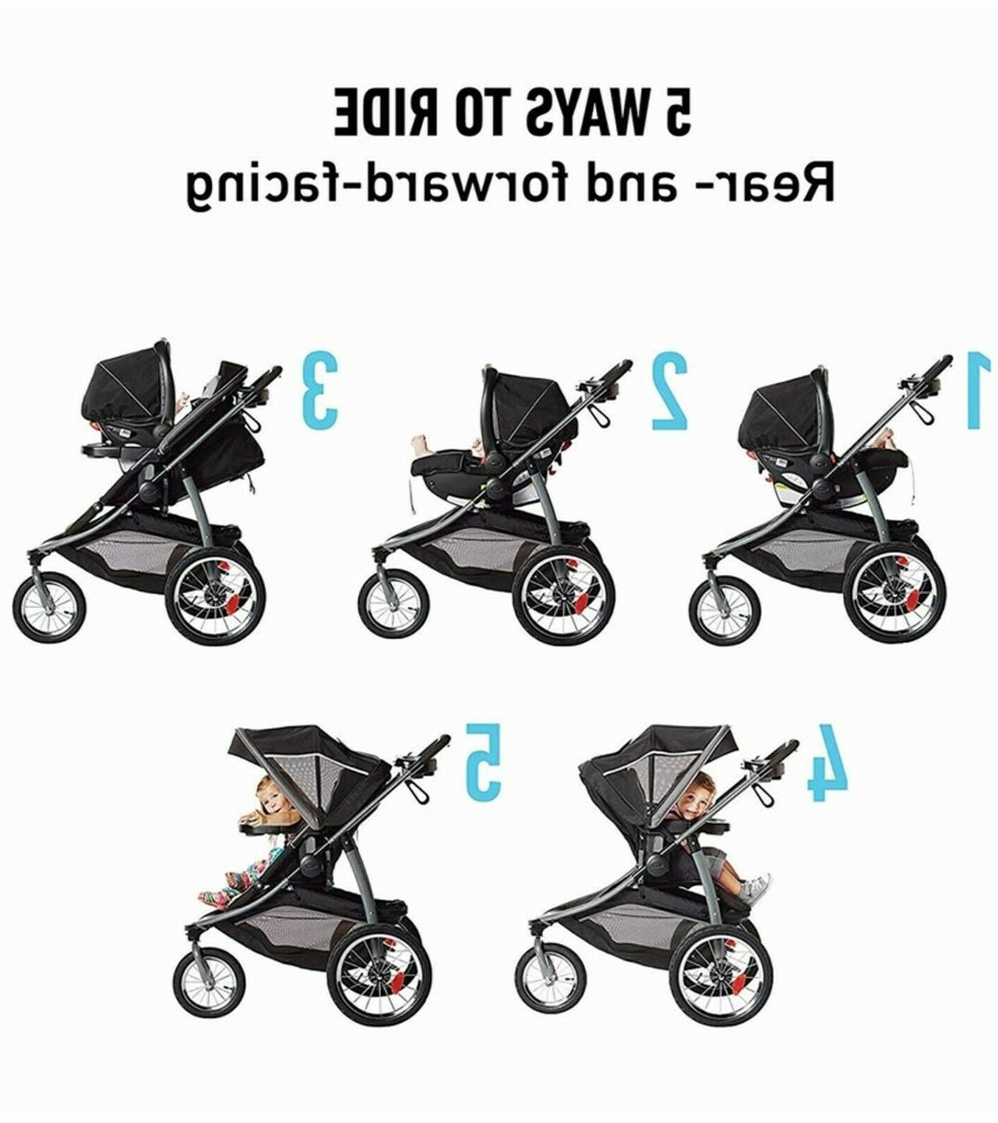 Graco Jogger Connect System SnugRide 35 Baby Seat