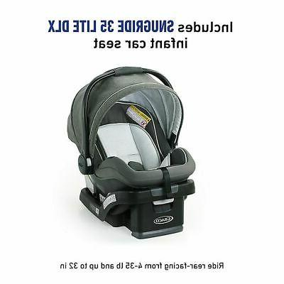 Graco Modes Travel Stroller, Seat in