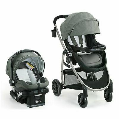 Graco DLX Travel System, Seat - in
