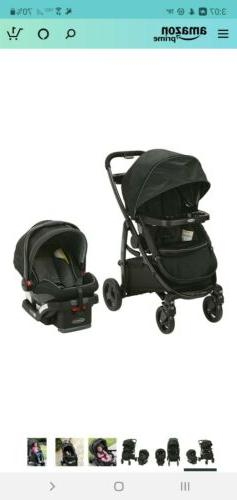 Graco Modes Travel System with Stroller SnugRide and Snugloc