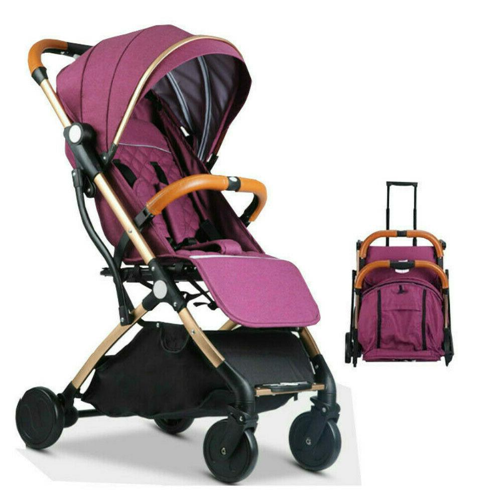 Multifunctional Mini Lightweight Baby Stroller