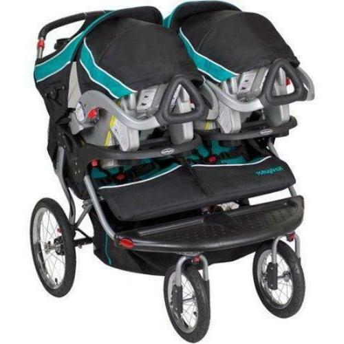 Baby Trend Double Jogging Padded Front NEW