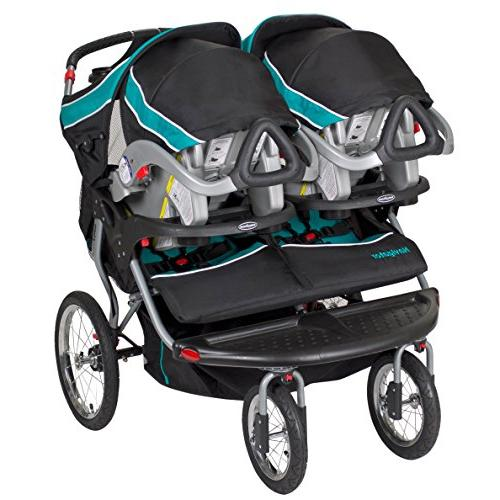 Baby Trend Jogger Tropic